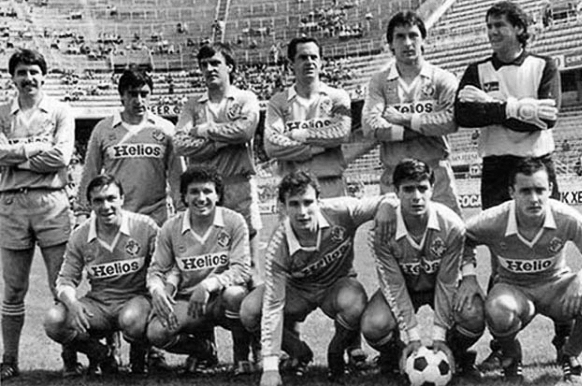 THE MATCH WHERE REAL VALLADOLID STARTED TWO GOALKEEPERS