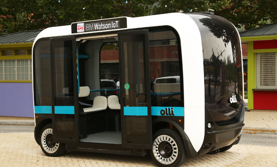 Mobility And Innovation: The Deployment Of The 'Olli' Self-Driving Shuttle Starts In Turin