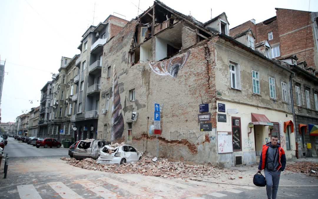 Government to pay for 60% of Zagreb's post-earthquake reconstruction