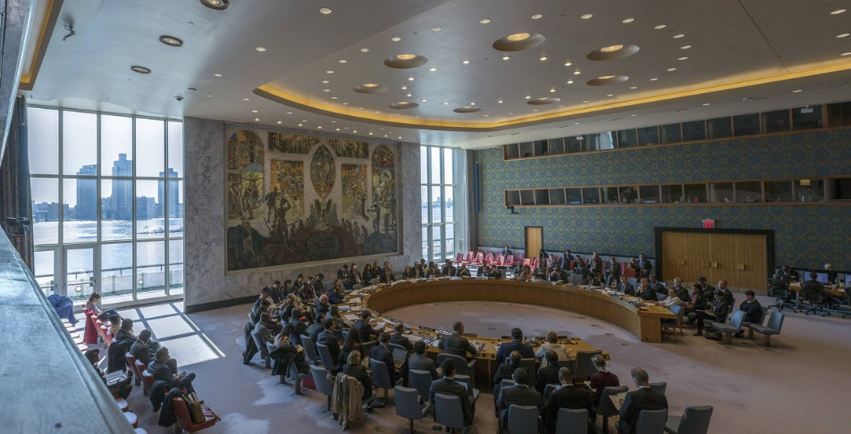 Latvia aims for a seat on UN Security Council