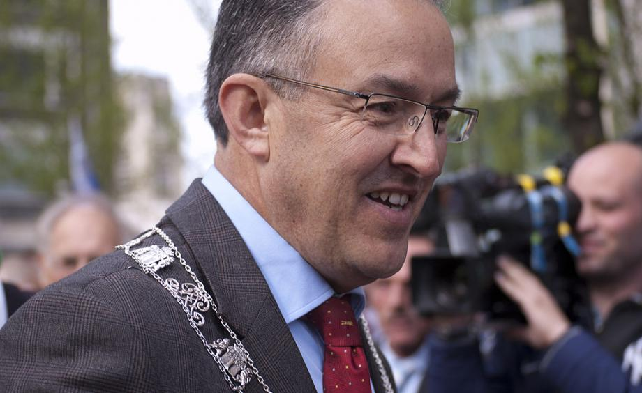 ROTTERDAM MAYOR ABOUTALEB SECURES THIRD TERM IN OFFICE