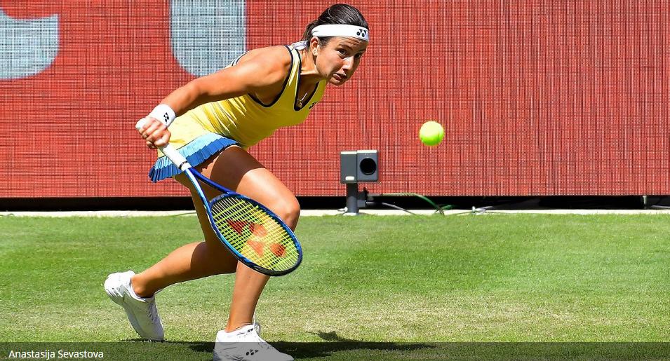 Tennis star Sevastova: going home means Latvia