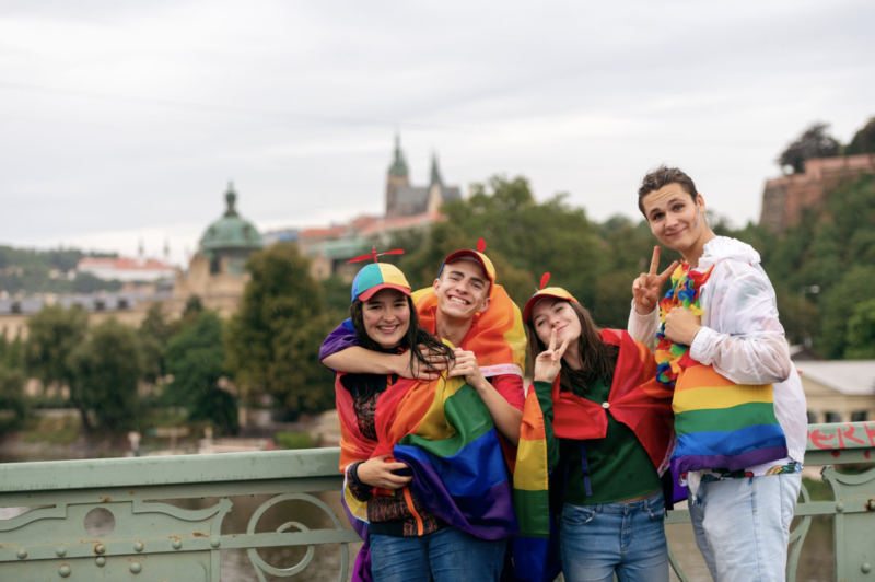 Tenth Edition of Prague Pride Festival Offers More Than 100 Events