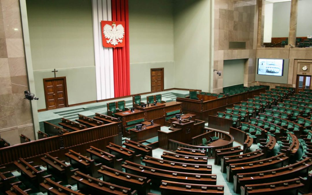 The Polish government announces 212bn zł anti-crisis package