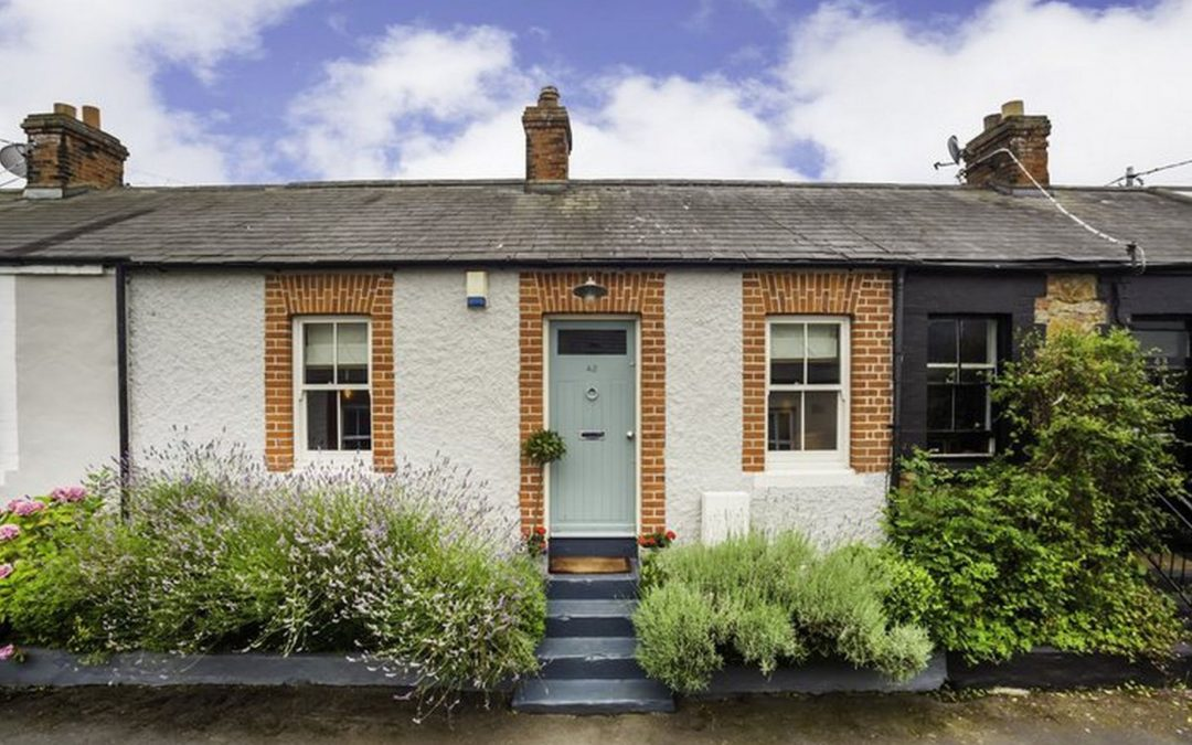 Dublin Dream Homes: This adorable Howth cottage has a roof top garden