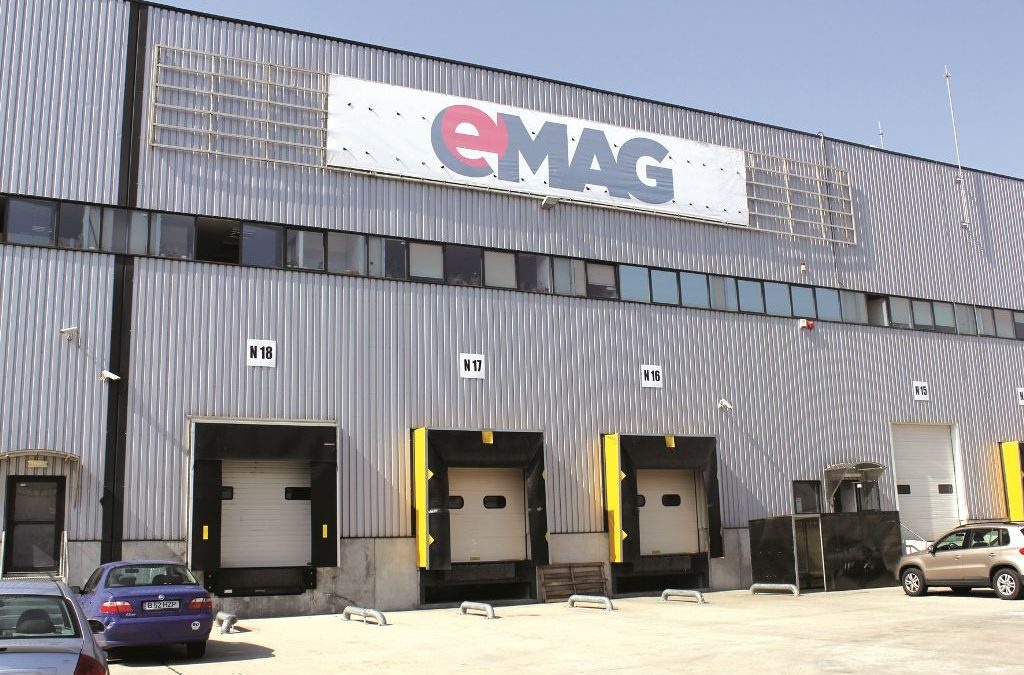 EMAG Invests EUR 900 M In A New Logistics Centre
