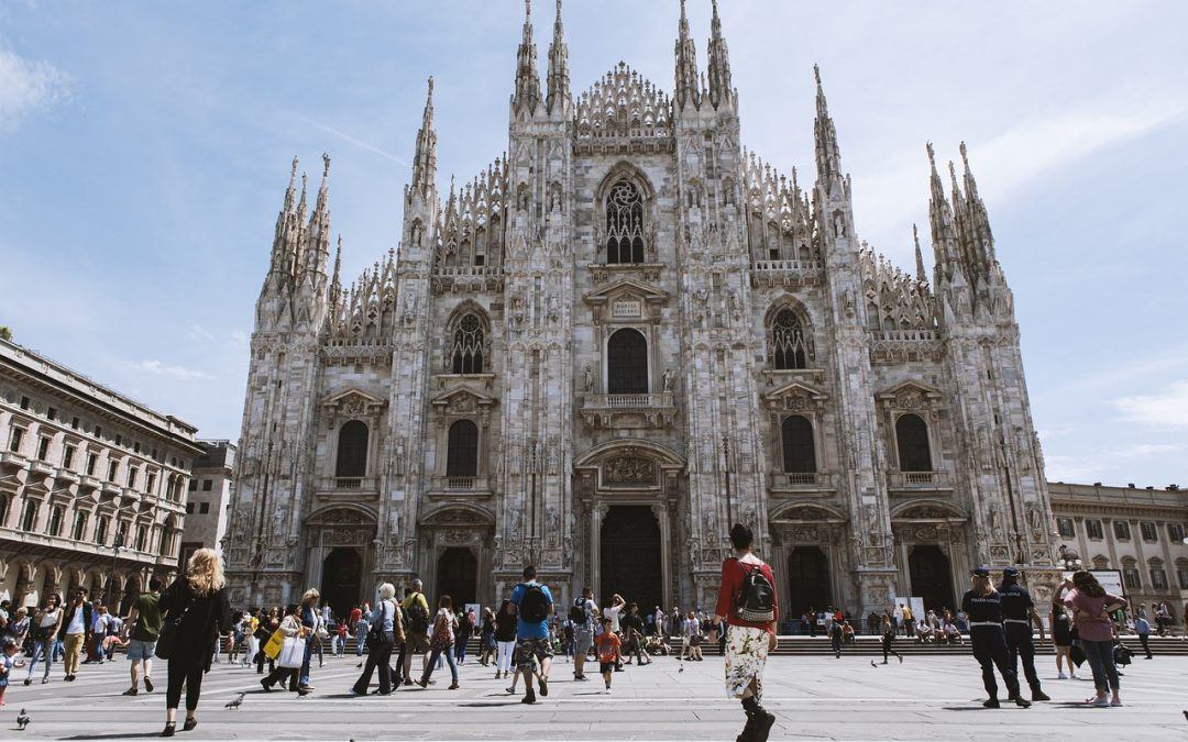 Milan towards a new normality