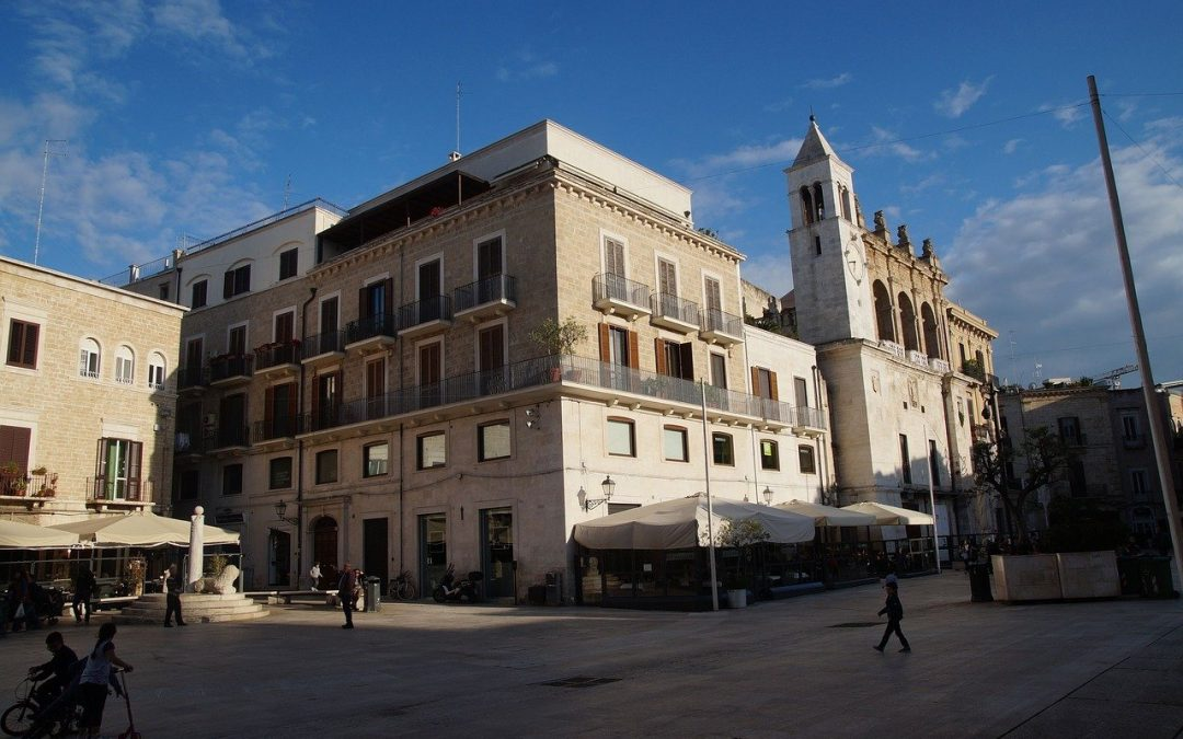 The Municipality of Bari signs an agreement to enhance the suburbs and the coast