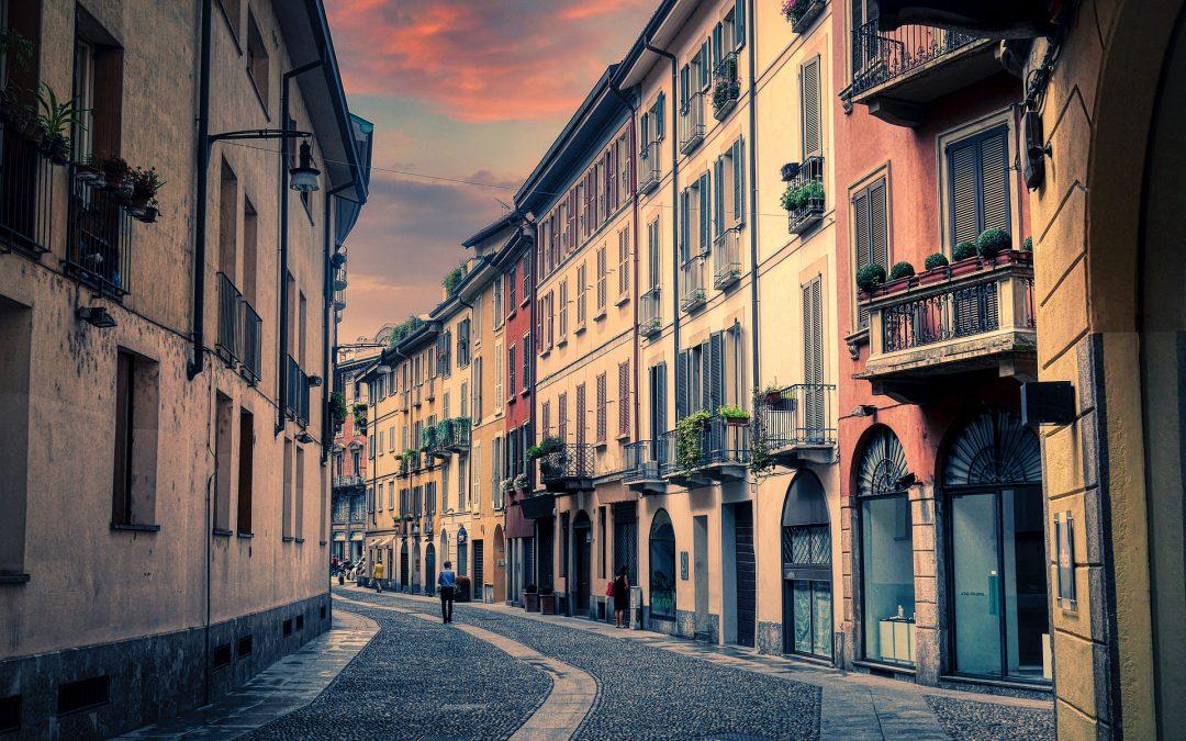 Milan: the start of online meetings regarding Air and Climate Plan