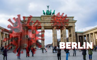Berlin practice and measures against the coronavirus