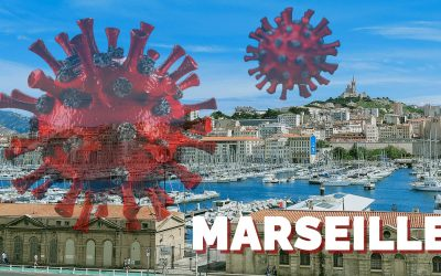 The City of Marseille practice and measures against the coronavirus
