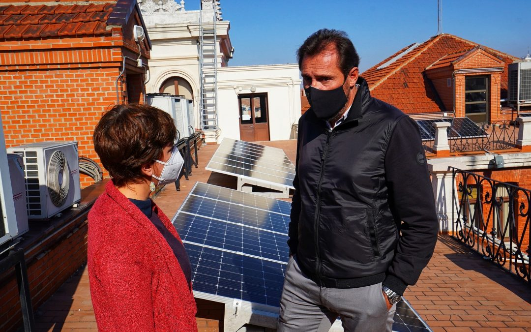 Valladolid's City Council takes a further step in sustainability