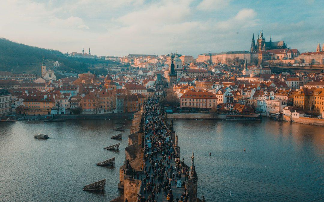 "Two Prague's neighborhoods will get their own ""New York Highline"""