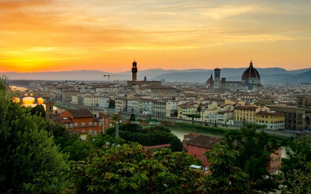 Florence wins the 'Access City 2021' award for built environment from EC