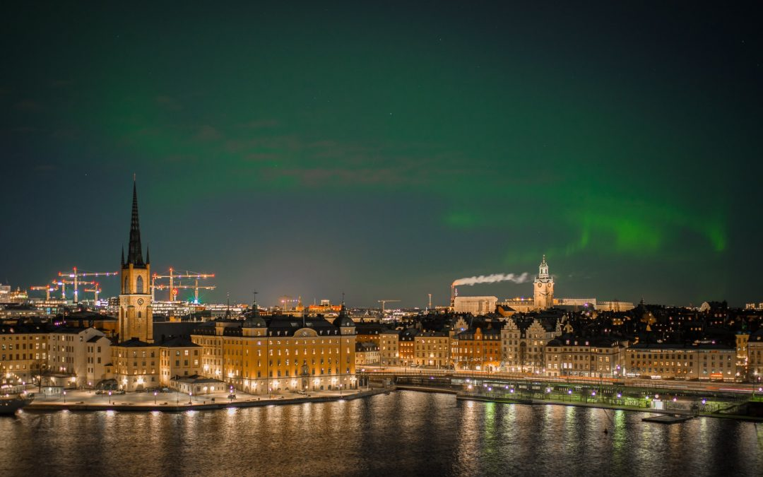 "Mayor of Stockholm: ""We want to be the impact capital of the world"""