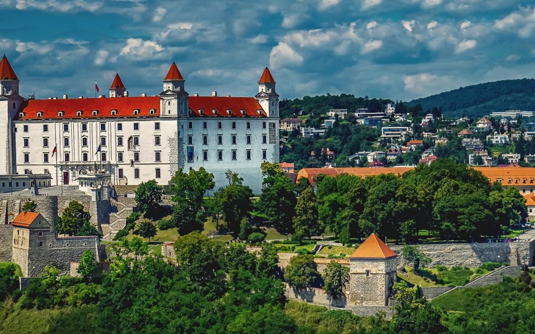 Bratislava's City Council approved the budget for 2021