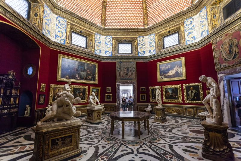 Florence reopens Uffizi Gallery after 77 days