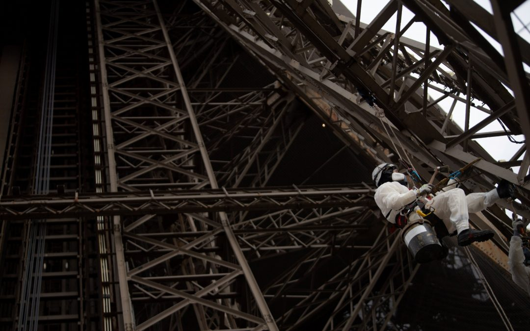 Eiffel Tower to receive new golden look before Paris 2024