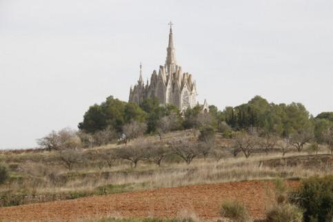 "The ""other Sagrada Família"" reopens"