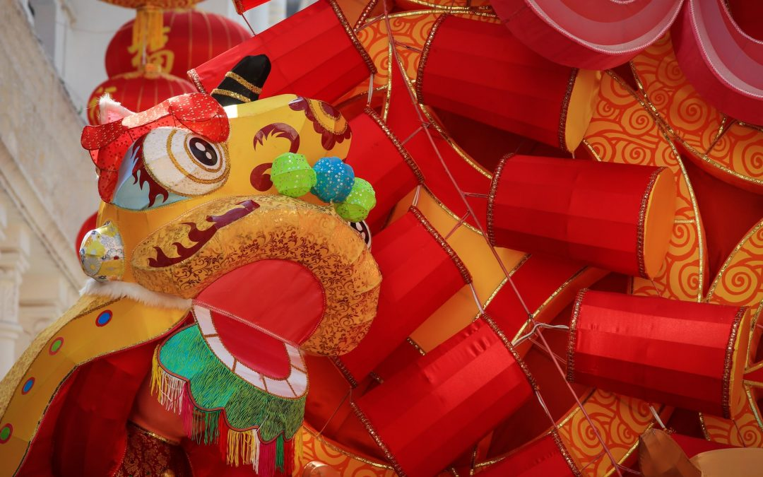 Dublin hosted Chinese New Year Festival
