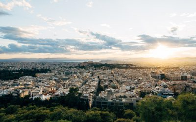 Athens keeps on doing a great job with attracking more and more digital nomads