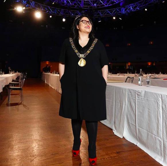 International Women's Day: the story of Lord Mayor Hazel Chu