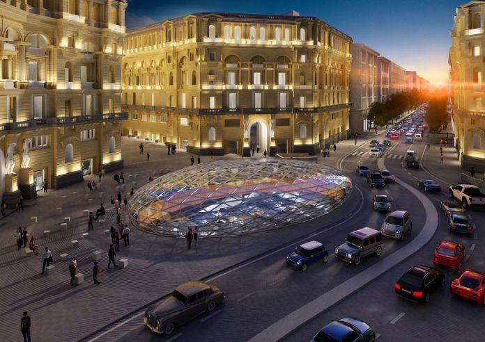 World's most beautiful metro station opens soon in Naples