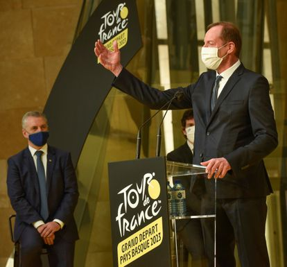 Tour de France 2023 will start in Bilbao