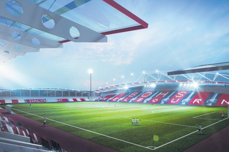 Dublin to invest almost €1,000,000 for a new municipal stadium