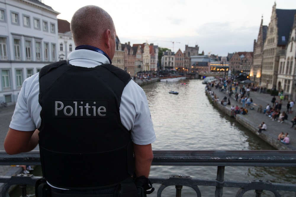 Ghent will install camera surveillance to control the crowds