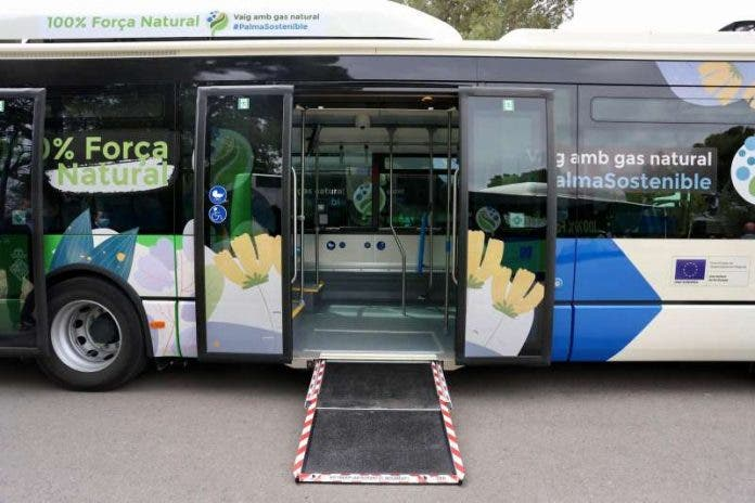 Palma secured new and more sustainable vehicles for public transport