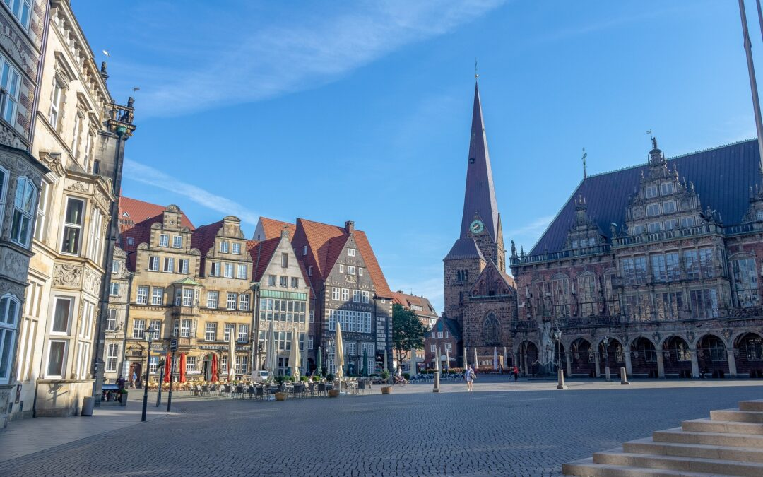 The first city in Germany to vaccinate more than 20% of its population