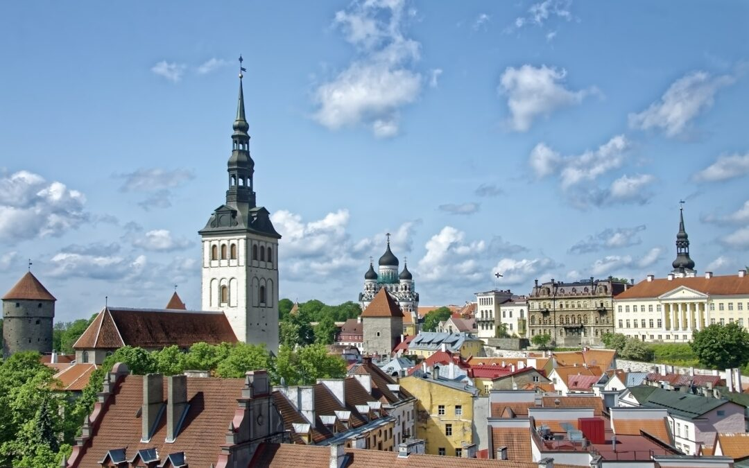 Tallinn is one of the world's 17 most outstanding cities of the future