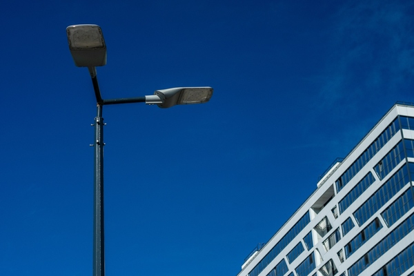 Smart lampposts to help stop the spread of Covid-19