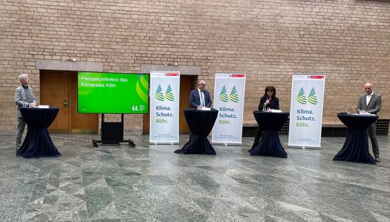 Cologne Climate Council presented its goals by 2030 and 2040