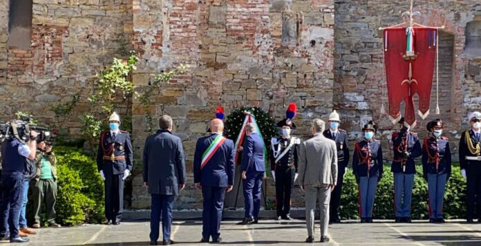 """Mayor Dipiazza: """"76 years ago, a new, better Italy was born"""""""