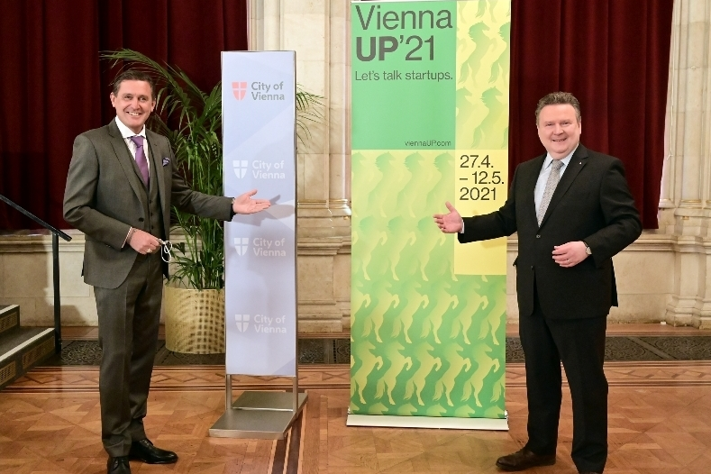 Vienna at the centre of the attention in the startup community