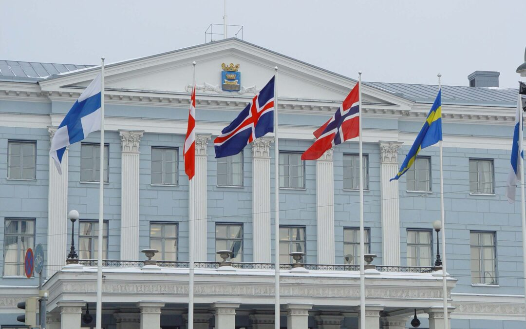 Nordic capitals' mayors discussed recovery and climate actions