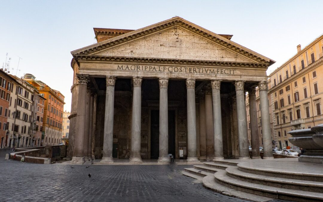 Pantheon becomes even more beautiful for all the Romans and tourists
