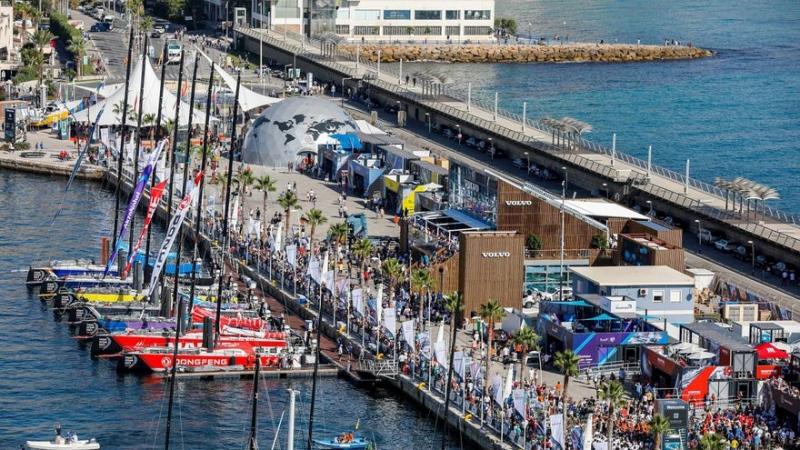 Alicante 2021: Sailing around the World tour