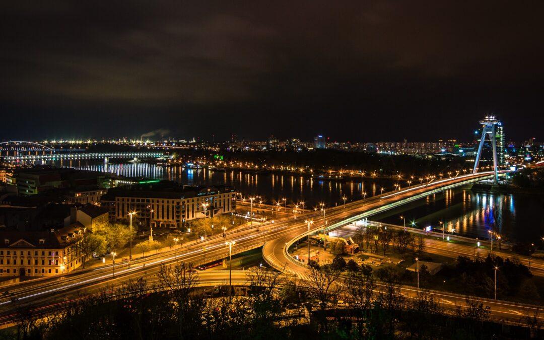 Mayor's Vallo successful fight against visual smog in Bratislava
