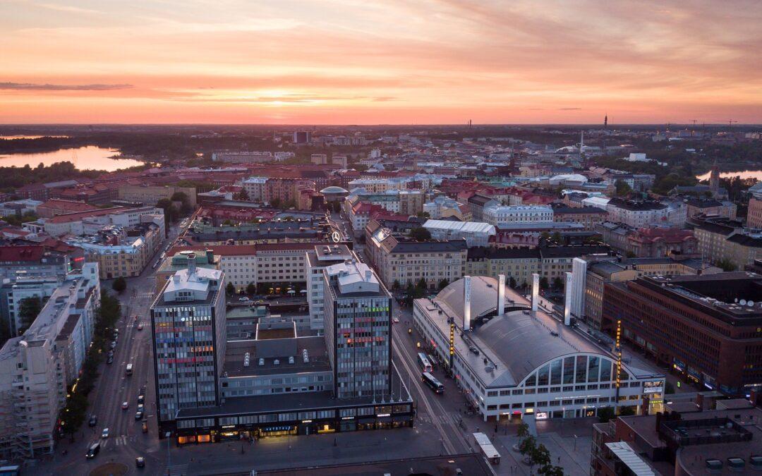 Urban Tech Helsinki: an excellent addition to Helsinki's innovation ecosystem