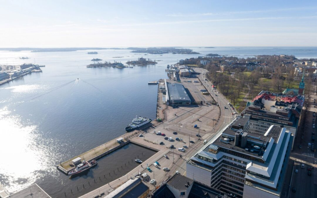 """Submit your proposal for turning Makasiiniranta port into a """"cultural heart"""" of Helsinki"""