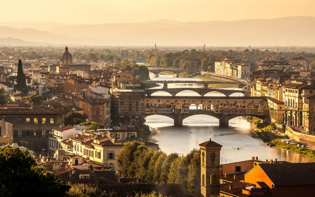 Florence is ready for economic recovery through tourism