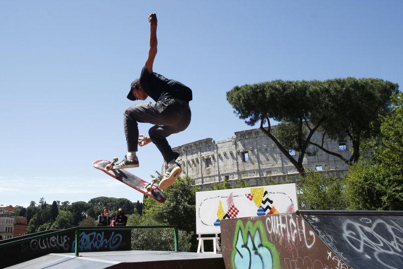 "Aracu: ""We want Rome to become the Wimbledon of skateboarding"""
