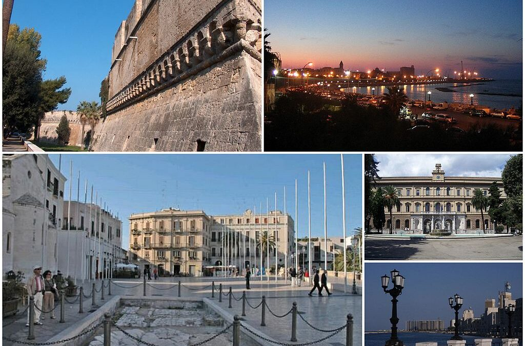 Mayor of Bari is thinking about joining the race to host Eurovision 2022