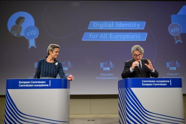 EC: Framework for European Digital Identity