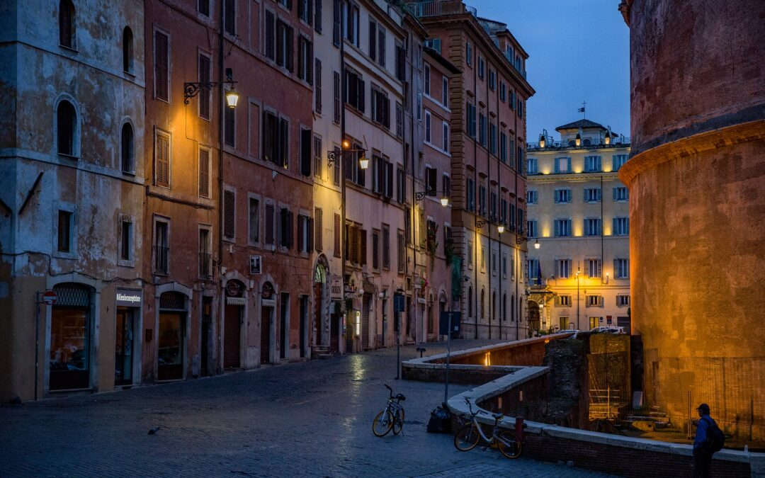 A new smart and dynamic way for sightseeing Rome