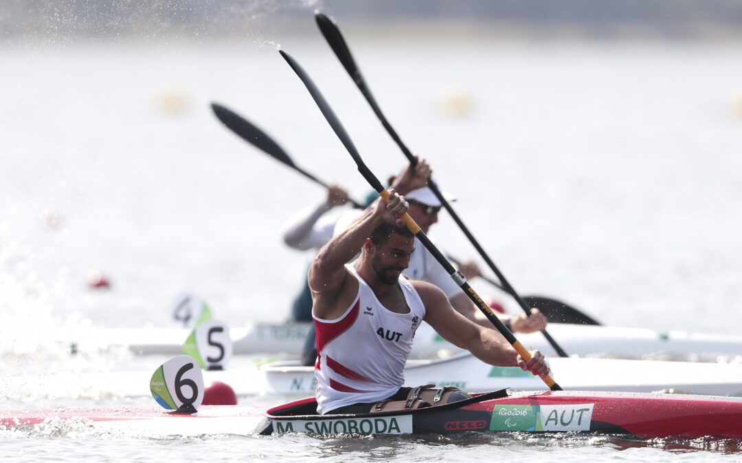 Para-canoe and Para-rowing added to Munich 2022 programme