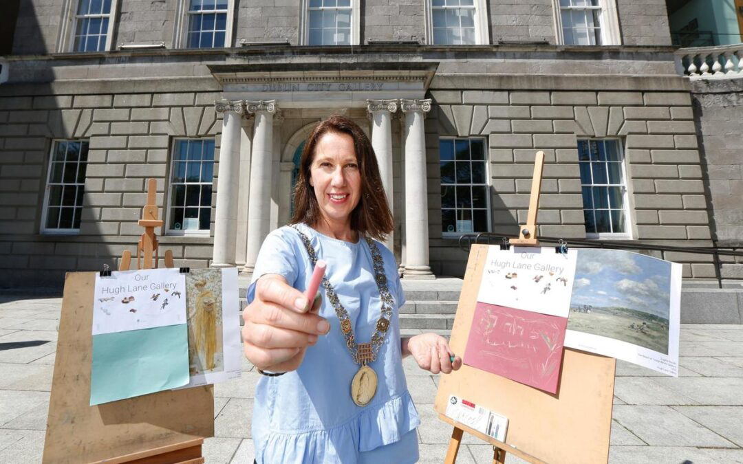 """""""Art and the Outdoors"""" to be held in Dublin at the end of July"""